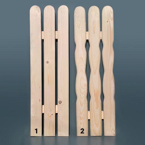 Sztachety balaski drewniane  świerk 100cm Producent