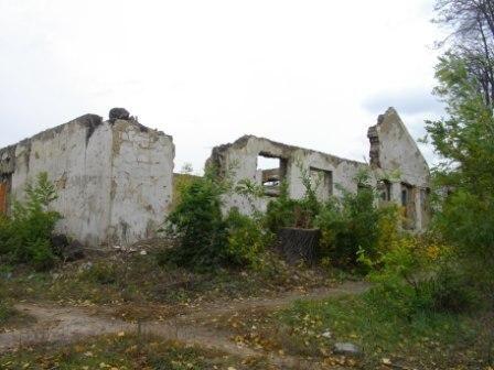 Зруйноване приміщення площею 424,30 м. кв. м. Олександрія