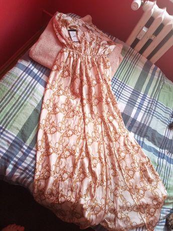 Sukienka maxi mohito