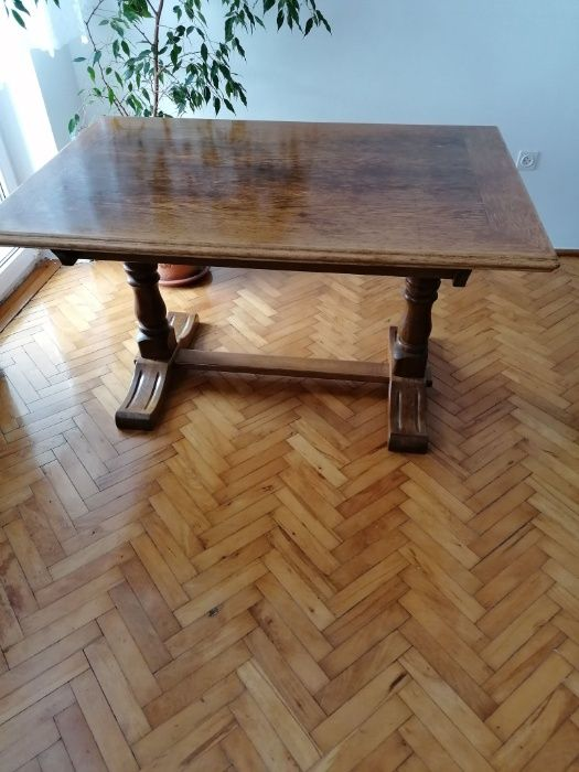 Stół dębowy rozkładany Brodnica - image 1