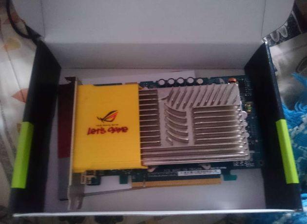 Asus 8600GT 512Mb DDR3 Silent ,a funcionar normalmente muito bom estad