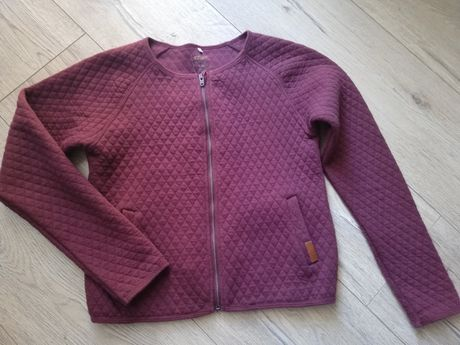 Pikowana bluza/kurteczka r. 134/140