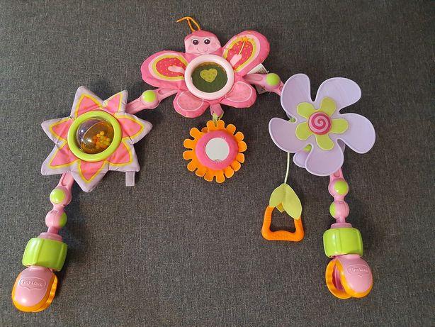 Pałąk z zabawkami Tiny love