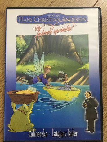Płyta DVD Andersen calineczka latający kufer
