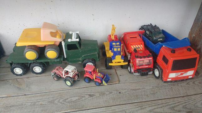 Машинки , трактор