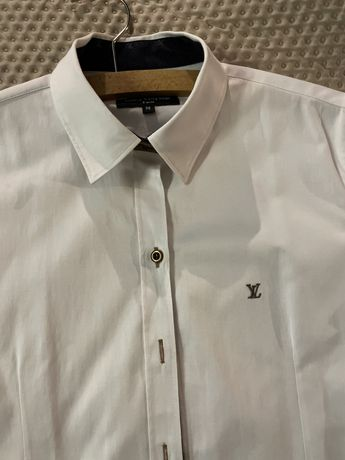 Koszula biala S elegancka