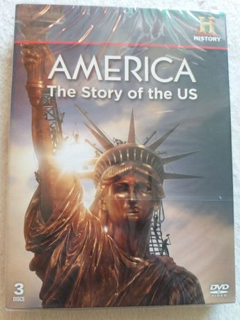 America - The story of the US. Historia USA