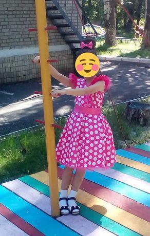 """Платье на выпускной в стиле """"Стиляг"""""""