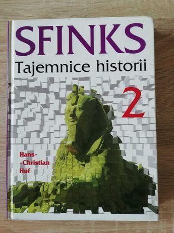 Książka Sfinks Tajemnice historii 2 - Hans-Christian Huf