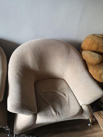 Sofa 190cm i 2 fotele 105cm
