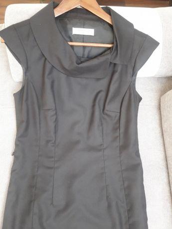 Sukienka czarna Reserved M jak nowa!