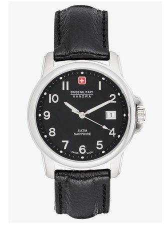 Swiss Military Hanowa Soldier Prime elegancki zegarek męski 5ATM Nowy