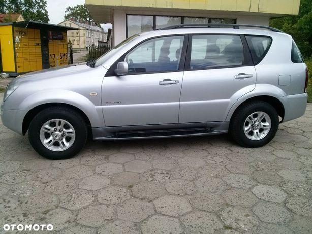Ssangyong Rexton Sprzedam Samochód Terenowy 4x4,150 Km.Benzyna
