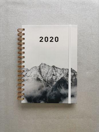 Kalendarz 2020 Planner, Organizer, planer bez dat Ogarniam się