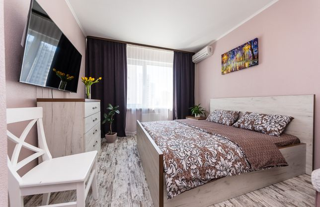 1-комнатная квартира на осокорках в новом доме