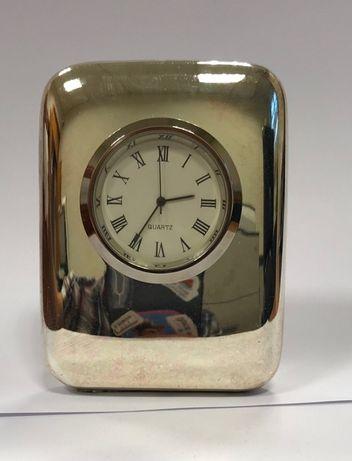 Relógio de secretaria CGD em casquinha