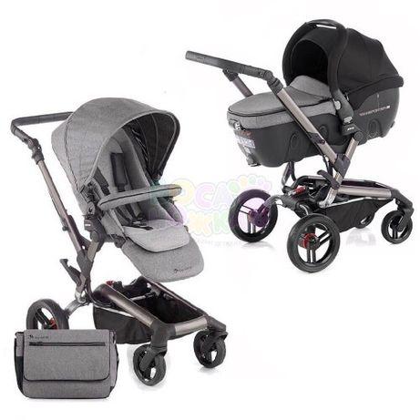 Детская коляска 2 в 1 Jane Rider с люлькой Transporter 2