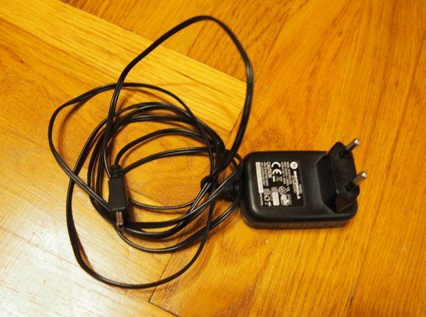 ładowarka siecowa Motorola USB miniA 5V 550mA