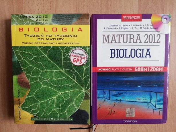 Matura z biologii