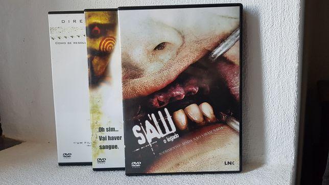 Colecção DVD - Saw