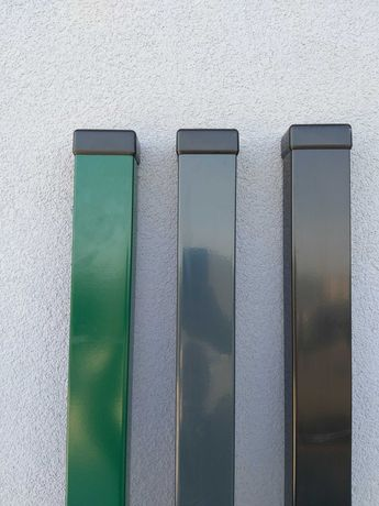 Słupek słupki ogrodzeniowe 60x40x1,25mm pod panel
