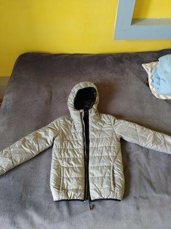 Kurtka zimowa 4f i spodnie Reserved roz 134 cena 35 zł