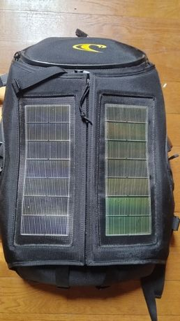Mochila com painel solar ONeill H2 series
