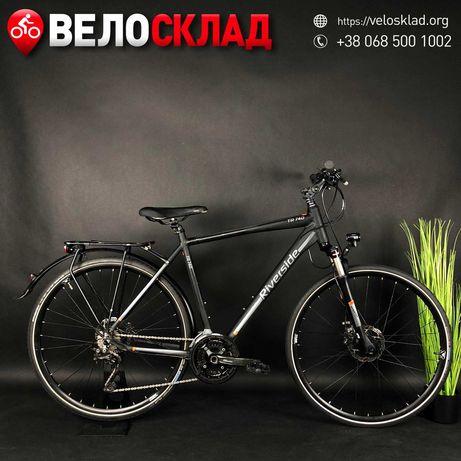 """Велосипед Riverside TR 740 28"""" Trek Merida Scott Haro GT Cube"""