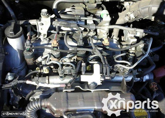 Motor TOYOTA YARIS (_P9_) 1.4 D-4D (NLP90_)   08.05 -  Usado REF. 1ND-TV