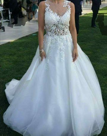 Vestido noiva tamanho 36