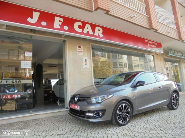 Renault Mégane Coupe C.1.6 dCi Bose Edition SS