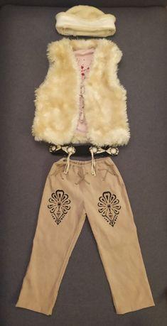 Strój karnawałowy kostium bal przedstawienie jasełka góral pastuszek