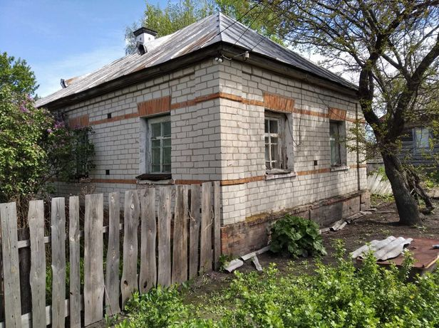 Дом с.Велика-Кошеливка. Черниговская обл. Нежинский р-он.
