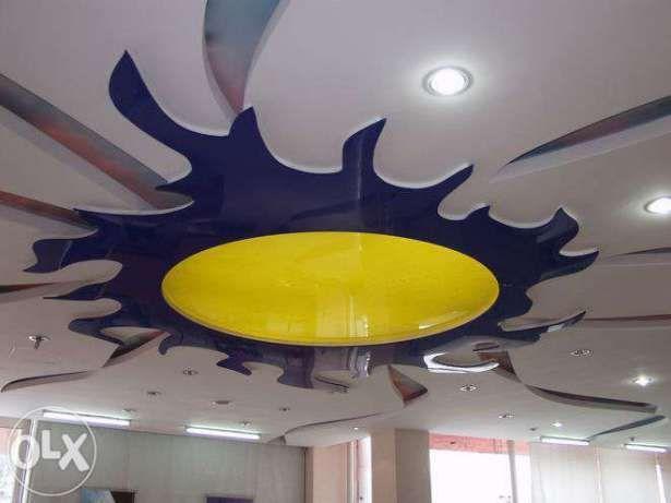 Натяжные потолки для любых помещений