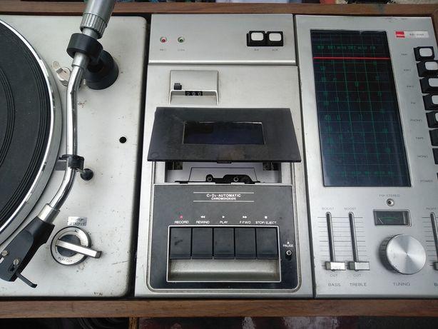 SHARP sg-309x магнітофон, вініл, радіо
