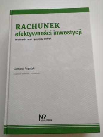 Rachunek efektywności inwestycji, Waldemar Rogowski