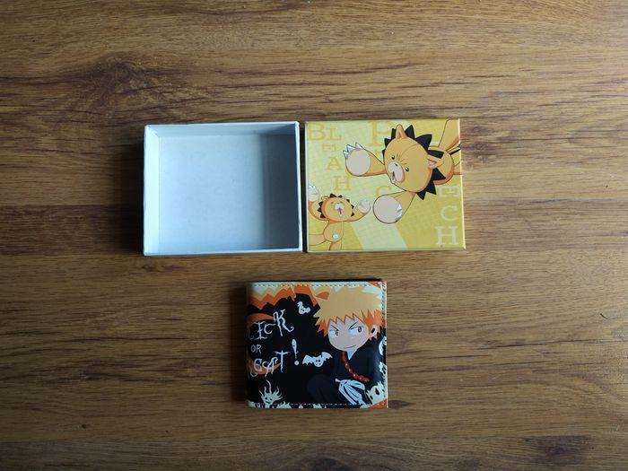 Portfel Bleach manga anime oryginalne pudełko Poznań - image 1