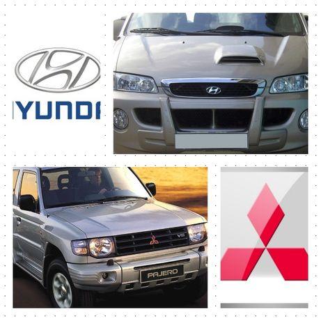 Капитальный ремонт двигателей Hyundai , Mitsubishi 4d56,d4bf,d4bh
