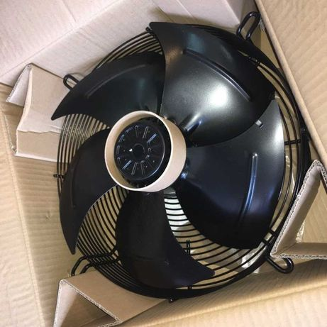 Вентилятор промышленный осевой для смешивания воздуха в теплицах