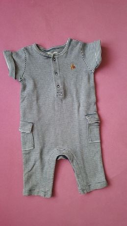 Baby Gap pajacyk/rampers/ubranko 62cm