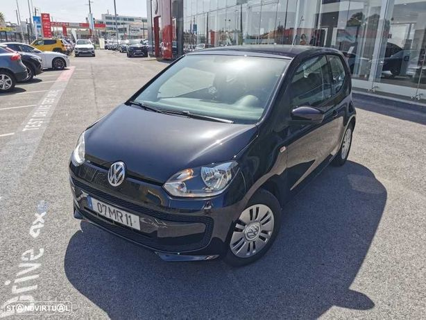 VW Up! (Up 1.0 BlueMotion Move Up!)