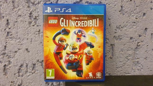 Lego Iniemamocni / PS4 / PL / PlayStation 4