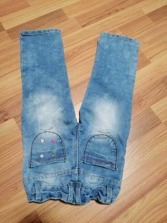Spodnie jeans 5-10-15