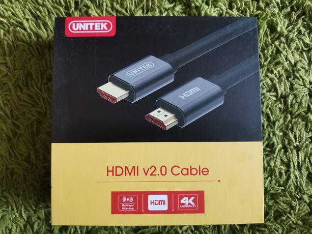 UNITEK kabel przewód HDMI v2.0 5m