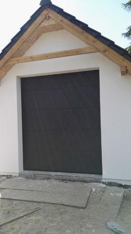 Brama Segmentowa 300x300 Antracyt