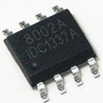 Микросхема УНЧ MD8002A 8002A 8002 аналог MC34119, CSC8002