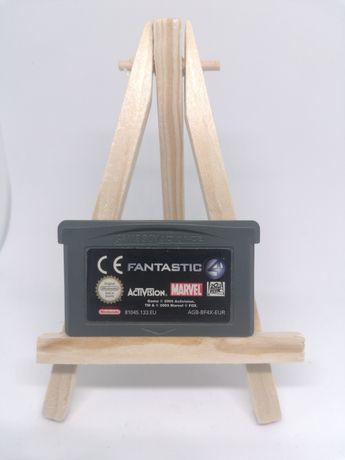 Fantastic 4 Game Boy Gameboy Advance GBA