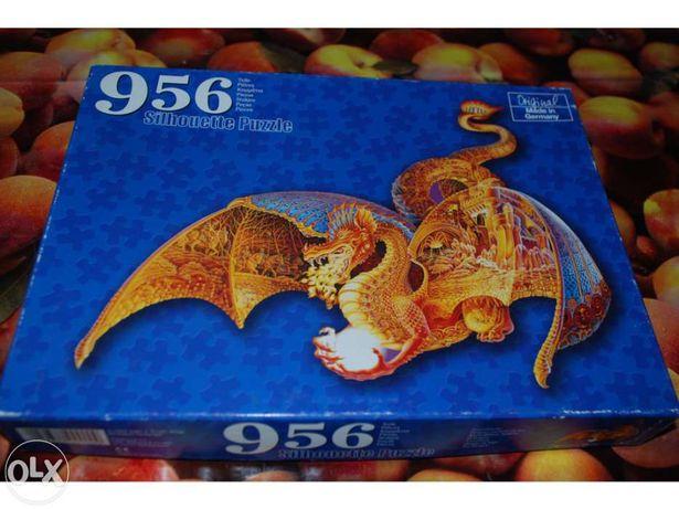 Puzzle Silhouette 956 peças