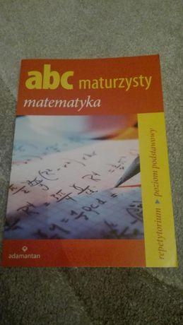 ABC maturzysty matematyka matura z matematyki pomoce naukowe