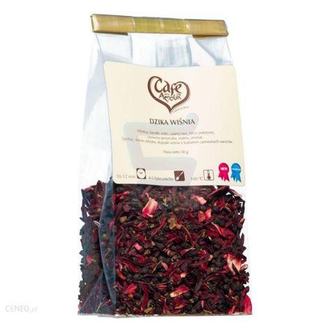 Herbata liściasta Dzika Wiśnia 50 g